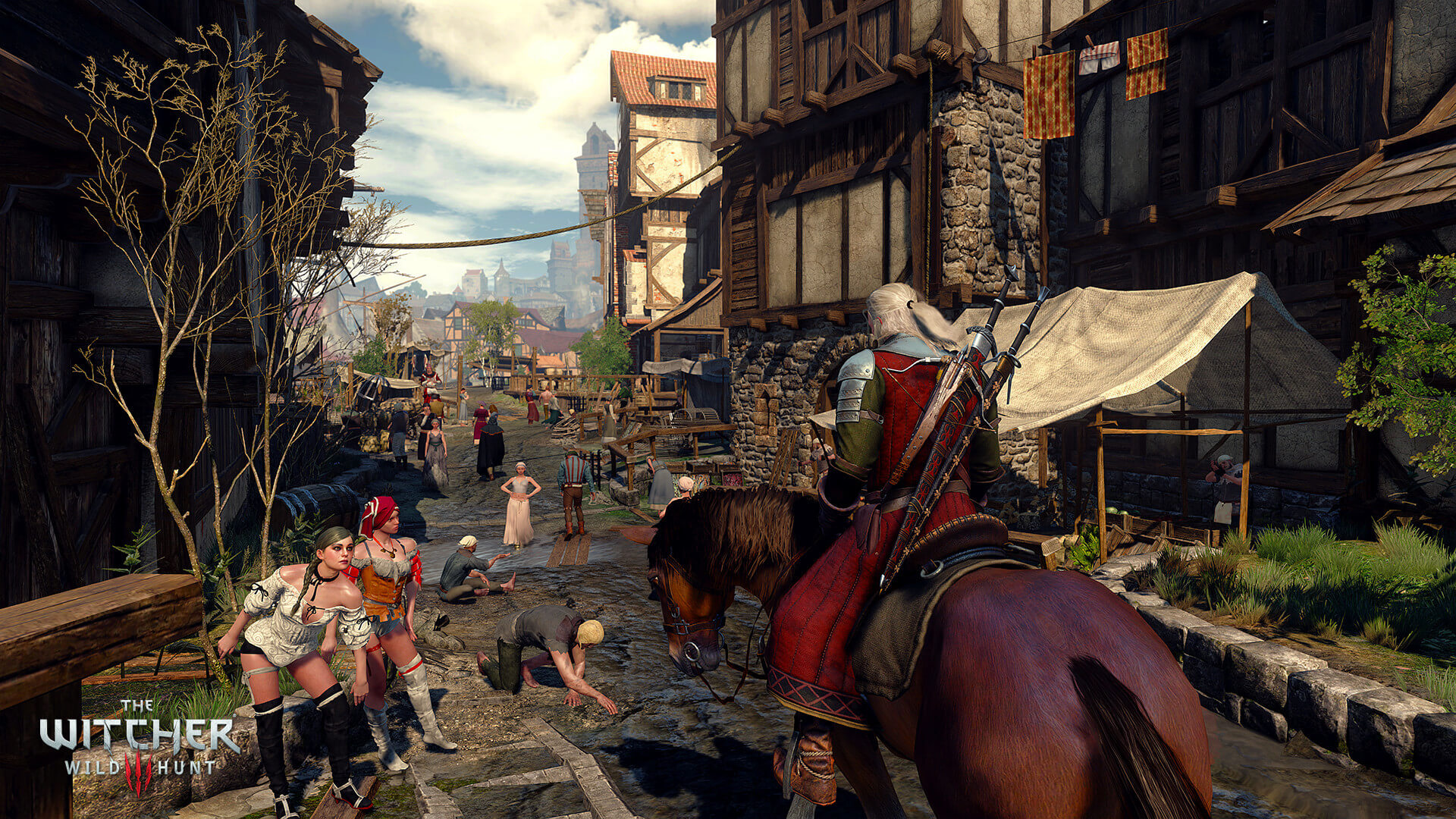 The Witcher 3: Wild Hunt for PS4, XB1, PC Reviews - OpenCritic