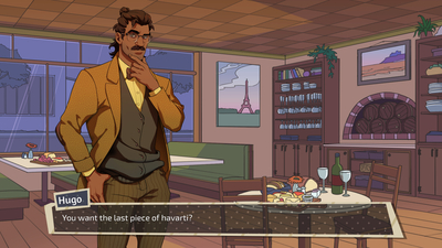 Dream Daddy: A Dad Dating Simulator Screenshot 3