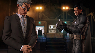 Batman: The Enemy Within - Episode 1 Screenshot 2