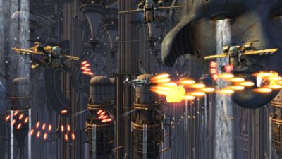 Sine Mora EX Screenshot 2