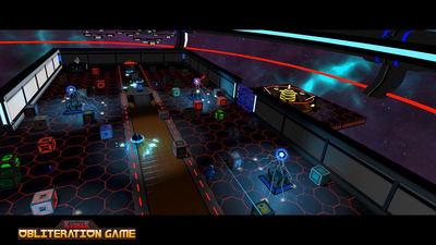 Doctor Kvorak's Obliteration Game Screenshot 1