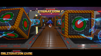 Doctor Kvorak's Obliteration Game Screenshot 3
