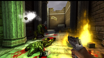 Turok 2: Seeds of Evil (2017 Release) Screenshot 1
