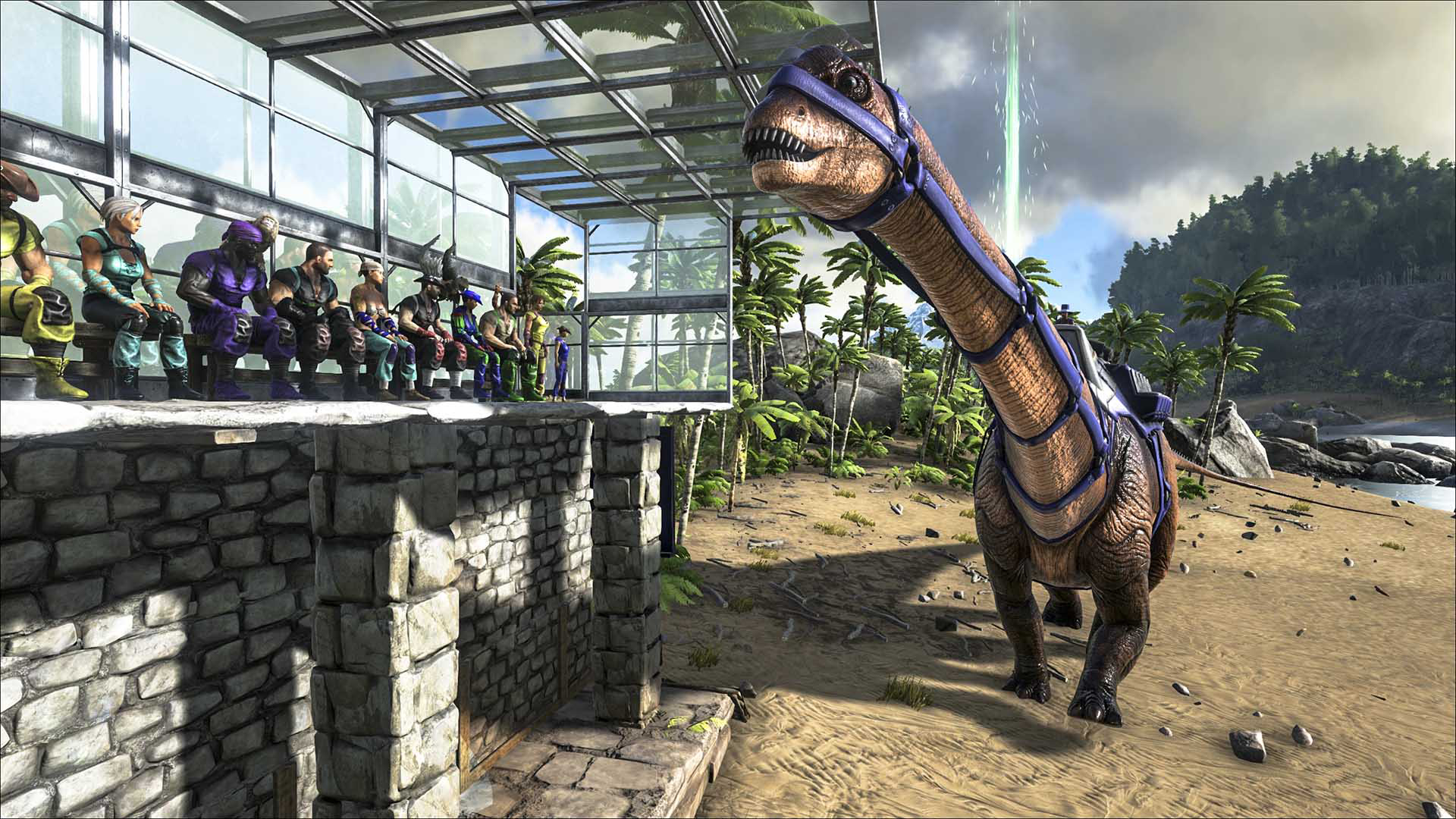Ark: Survival Evolved for PS4, XB1, PC Reviews - OpenCritic