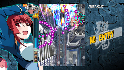 Bullet Soul: Infinite Burst Screenshot 2