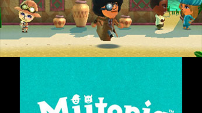 Miitopia Screenshot 2