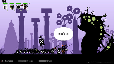 Patapon Remastered Screenshot 4