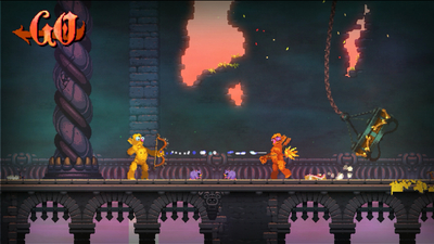 Nidhogg 2 Screenshot 1