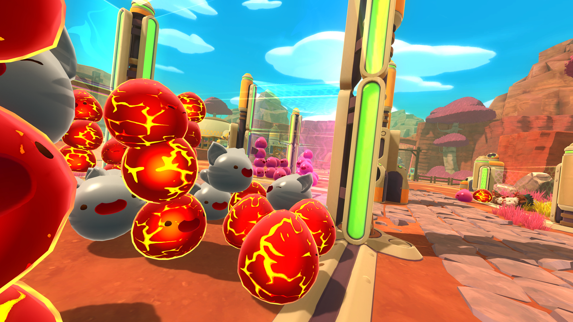 Slime Rancher for XB1, PC Reviews - OpenCritic