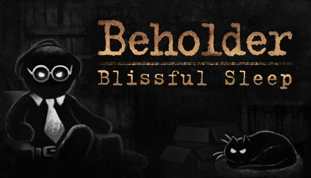 Beholder: Blissful Sleep Masthead