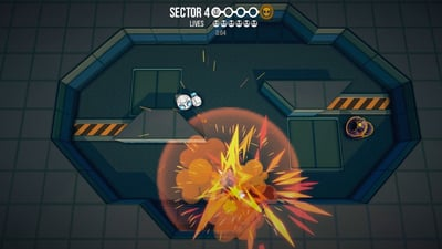 Rocket Fist Screenshot 6