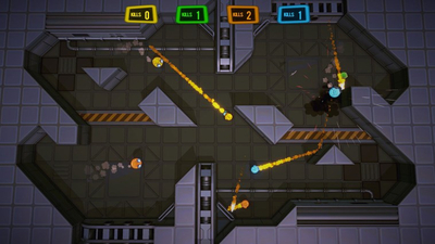 Rocket Fist Screenshot 3