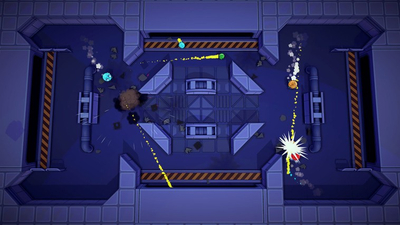 Rocket Fist Screenshot 2