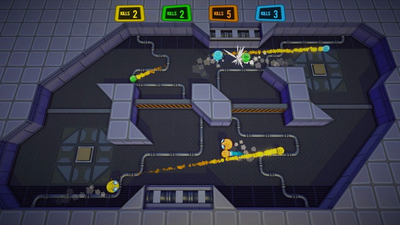 Rocket Fist Screenshot 4