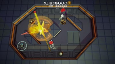 Rocket Fist Screenshot 5