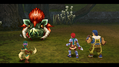 Ys SEVEN Screenshot 1