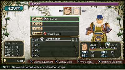 Ys SEVEN Screenshot 2