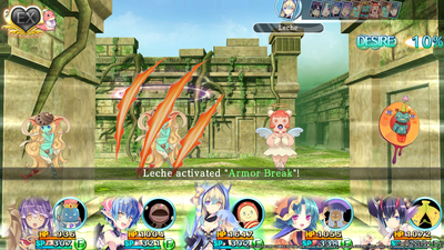 Moero Chronicle Screenshot 3
