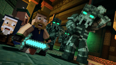 Minecraft: Story Mode - Season Two, Episode Two Screenshot 2
