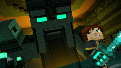 Minecraft: Story Mode - Season Two, Episode Two Screenshot 1