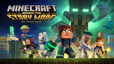 Minecraft: Story Mode - Season Two, Episode Two Masthead