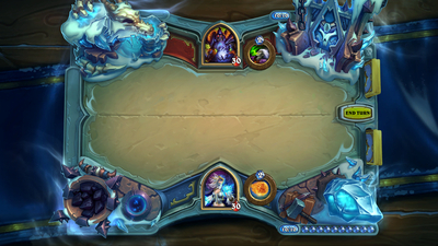 Hearthstone - Knights of the Frozen Throne Screenshot 1