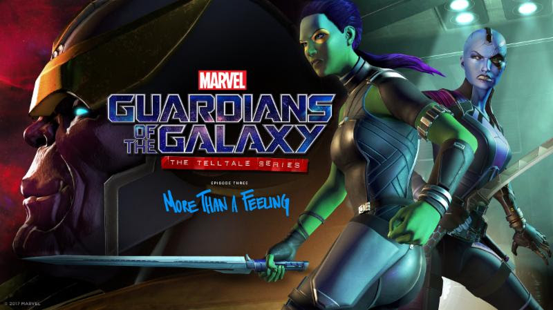 Marvel's Guardians of the Galaxy - Episode 3: More than a Feeling Masthead