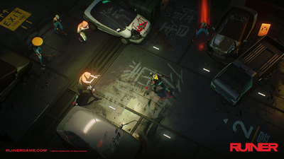 Ruiner Screenshot 2