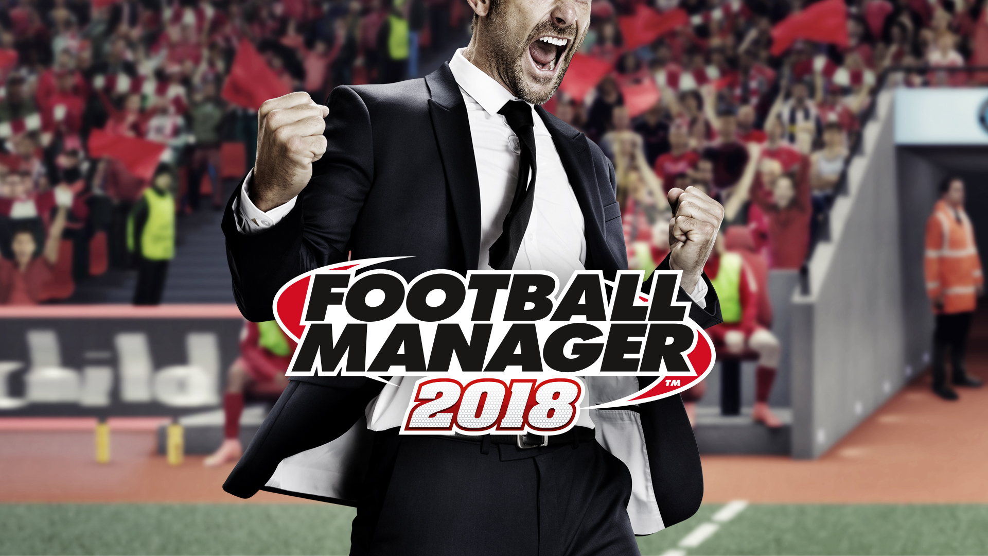 Football Manager 2018 Masthead