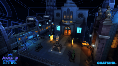Augmented Empire Screenshot 1