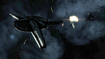 Battlestar Galactica Deadlock Screenshot 2