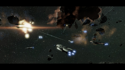 Battlestar Galactica Deadlock Screenshot 3