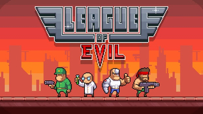 League of Evil Masthead