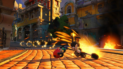 Sonic Forces Screenshot 3
