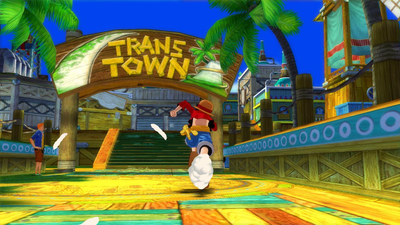 One Piece: Unlimited World Red - Deluxe Edition Screenshot 4