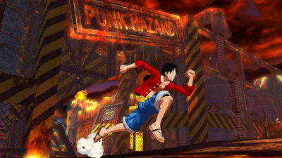 One Piece: Unlimited World Red - Deluxe Edition Screenshot 5