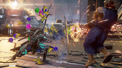 Tekken 7: Ultimate Tekken Bowl Screenshot 3