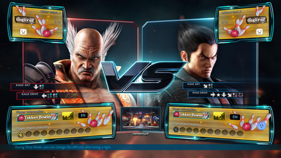Tekken 7: Ultimate Tekken Bowl Screenshot 4