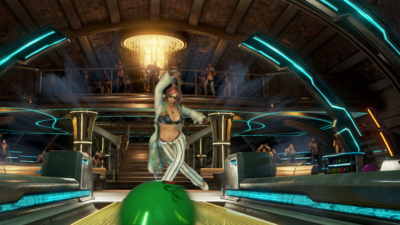 Tekken 7: Ultimate Tekken Bowl Screenshot 1