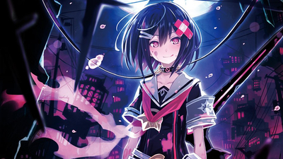 Mary Skelter Nightmares Masthead