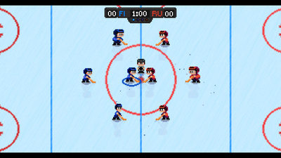 Super Blood Hockey Screenshot 1
