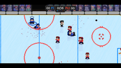Super Blood Hockey Screenshot 3