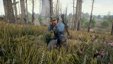 PlayerUnknown's Battlegrounds Screenshot 9
