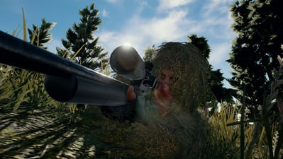 PlayerUnknown's Battlegrounds Screenshot 4
