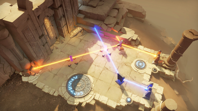 Archaica: The Path of Light Screenshot 4