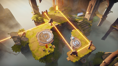 Archaica: The Path of Light Screenshot 1