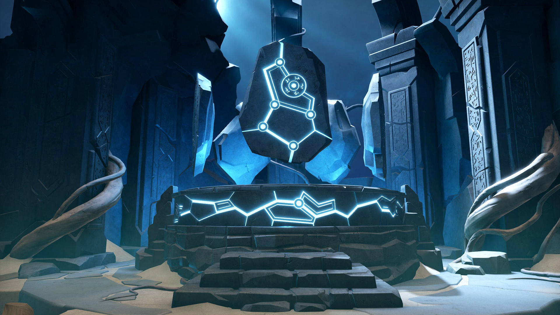 Archaica: The Path of Light Masthead