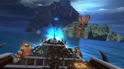Heroes of the Seven Seas Screenshot 5