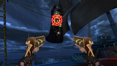 Heroes of the Seven Seas Screenshot 2
