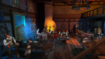 Heroes of the Seven Seas Screenshot 1